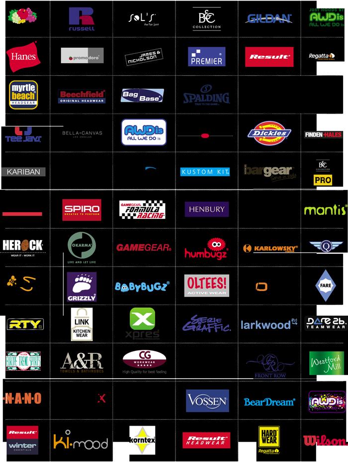Jacken logos